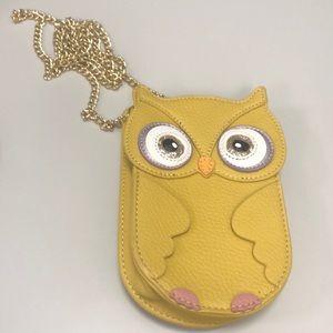 Charming Charlie Owl Purse